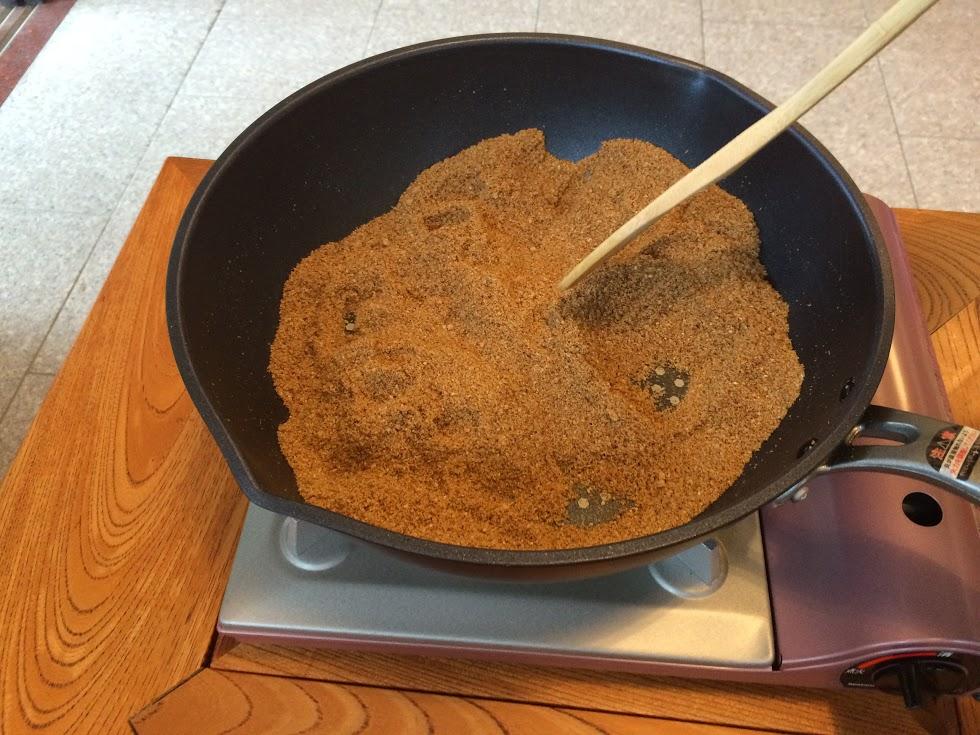 米ぬか温湿布