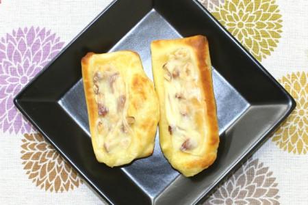 チーズナッツ餅