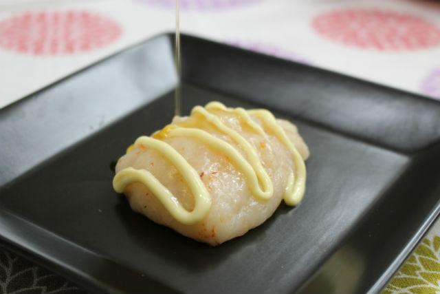 海老マヨごま風味