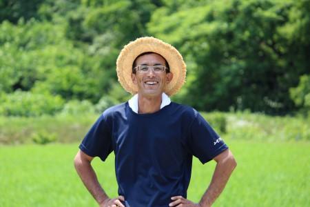 麦わら 米職人 ジャパンファーム