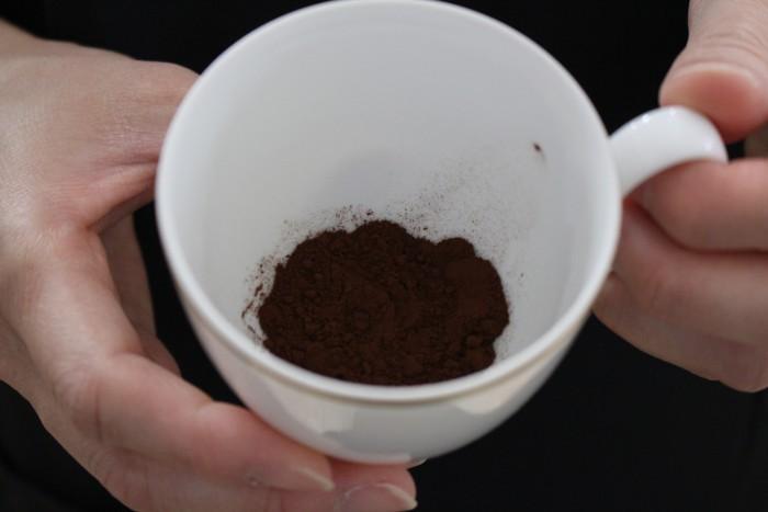 ココア 甘酒