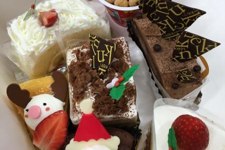 会社クリスマスケーキ