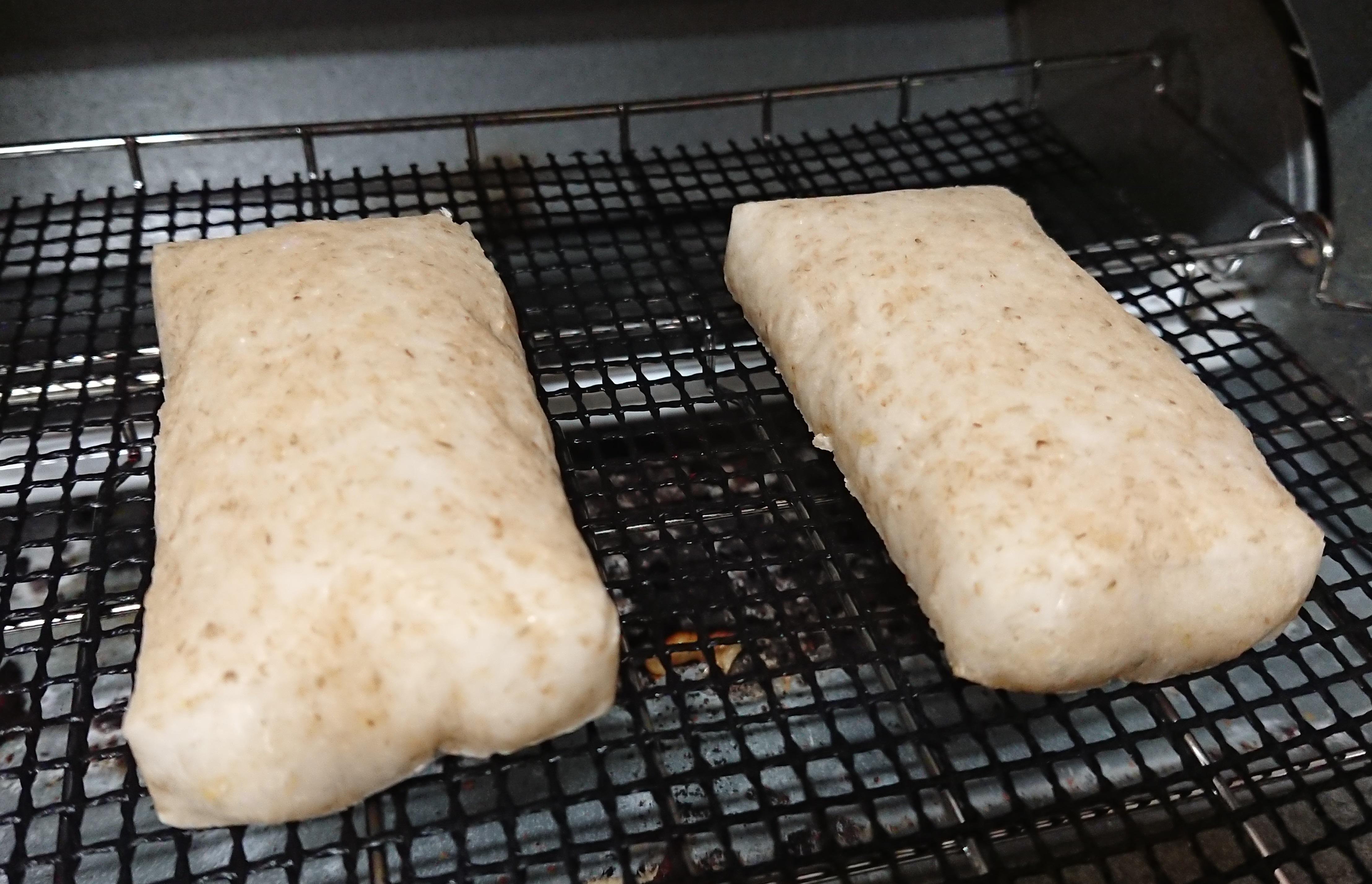 玄米餅 トースター 斗棒餅 ジャパンファーム
