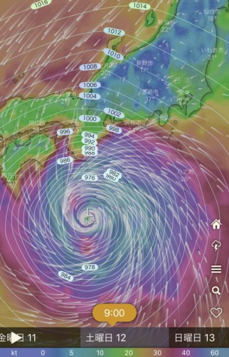 台風191012_9時