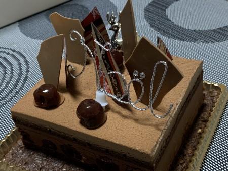 クリスマスケーキ191224