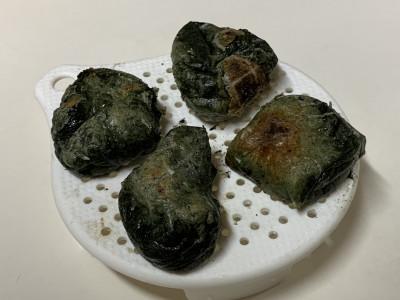 よもぎ焼餅200519