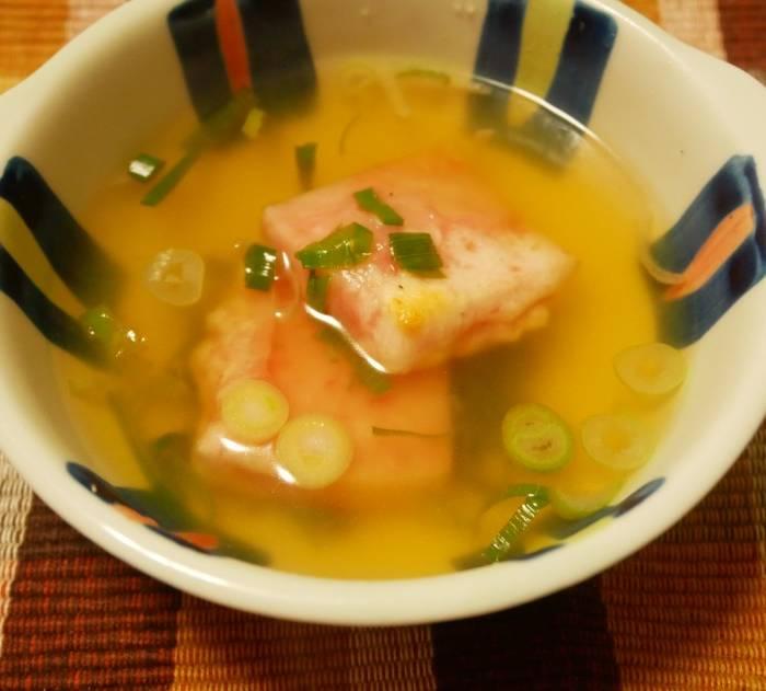 コンソメ海老餅
